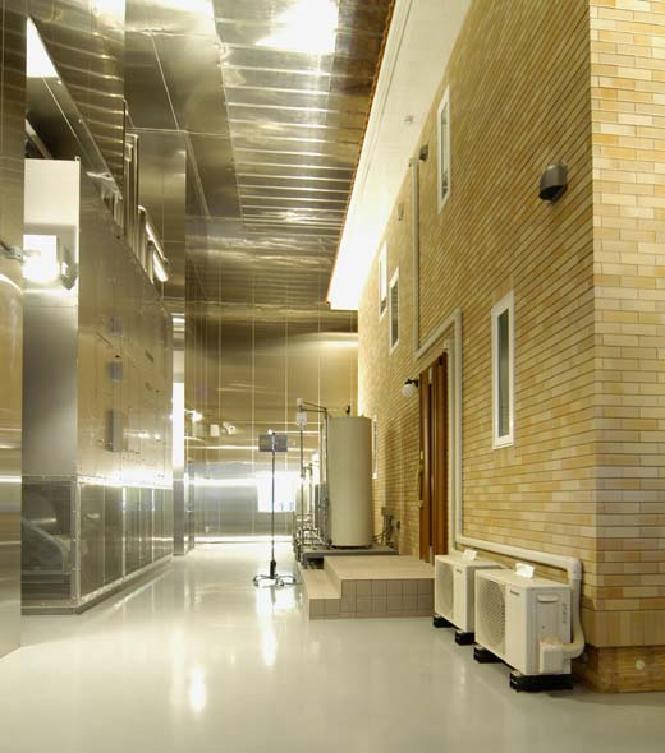 住宅環境試験室